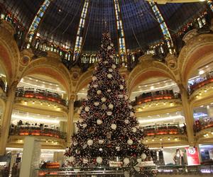 christmas, france, and lights image