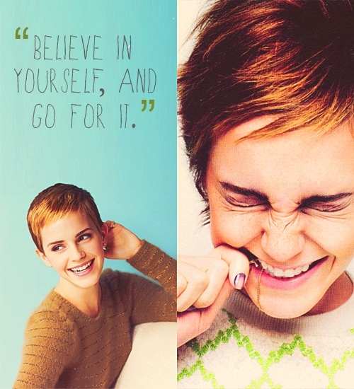 Emma Watson Celebrity Quotes The Perfect Line