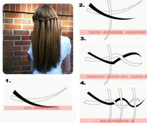 faca, tutorial, and hair image