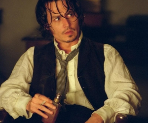 johnny depp and from hell image