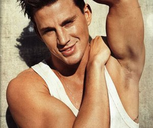 boy, channing, and Hot image