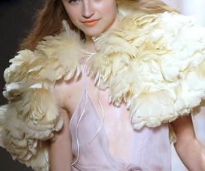 Anabela Belikova, Sonia Rykiel, and fashion image