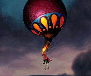 circa survive, balloon, and esao andrews image