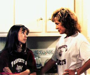 7th heaven, annie camden, and lucy camden image