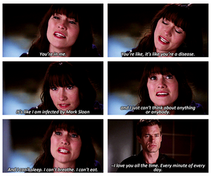 mark, sloan, and lexie image
