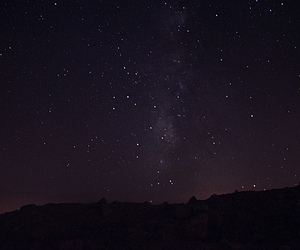 cosmic, nature, and night image