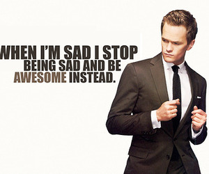 awesome, barney, and sad image