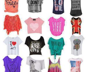 clothing, clothes, and shirts image