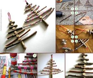 christmas, idea, and decoration image