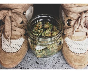 dope, green, and shoe image