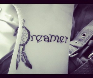 tattoo, dreamer, and Dream image