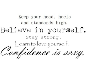 beautiful, believe, and confidence image