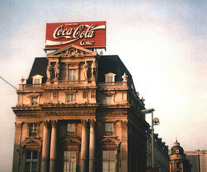 coke, coca cola, and vintage image