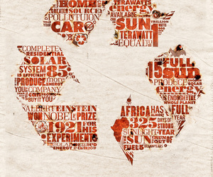 africa, infographic, and recycle image