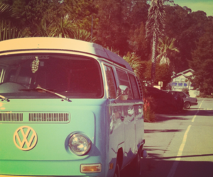 car, summer, and vintage image