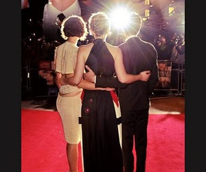 Carey Mulligan, red carpet, and andrew garfield image