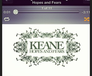 awesome, band, and keane image