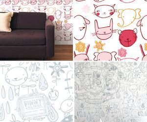 children, graphic, and illustration image