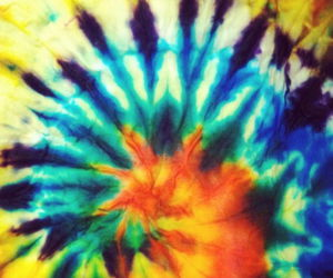 hippie, colors, and blue image
