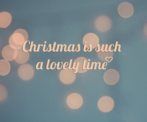 christmas and lovely image