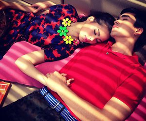 couple, nadech, and cute image