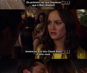 blair, blair e chuck, and blair waldorf image