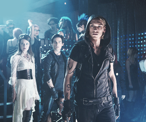 Jamie Campbell Bower, Pandemonium, and Kevin Zegers image