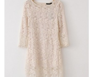 dresses, lace dress, and casual dress image