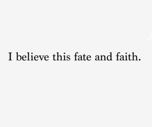 faith, fate, and marry image