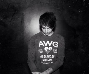 all time low, alex gaskarth, and awg image
