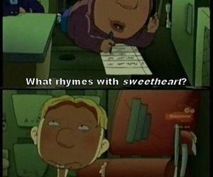as told by ginger, rhymes, and sweetheart image