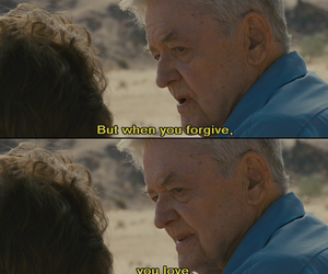 forgive, into the wild, and movie image
