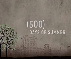 500 Days of Summer, cool, and couple image
