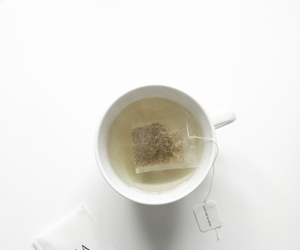 tea, white, and drink image
