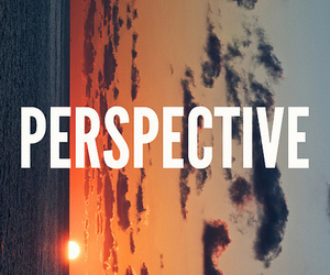 perspective, quote, and sea image