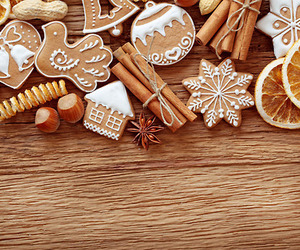 Cookies, yummy, and festive image