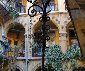 architecture, hungary, and lugares image