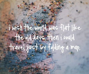 travel and words image