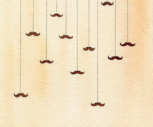classy, moustaches, and moustache image