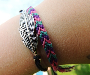 beautiful, bracelet, and bracelets image