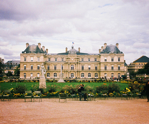 architecture, castle, and france image