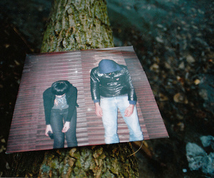 Crystal Castles, tree, and Alice Glass image