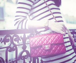 chanel, bag, and girl image