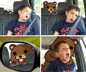 pedobear, lol, and funny image