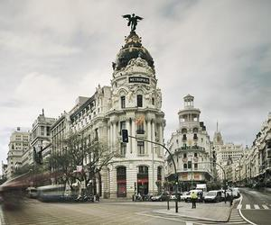 espana and madrid image