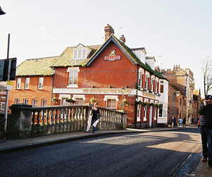brick, winchester, and Great Britain image