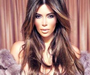 kim kardashian, hair, and sexy image