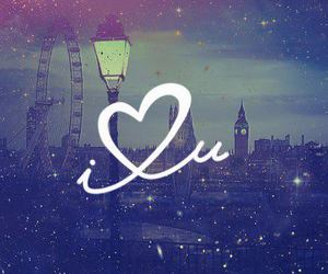 love, london, and I Love You image