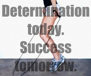 fitness, motivation, and success image