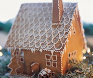 christmas, decoration, and frosting image